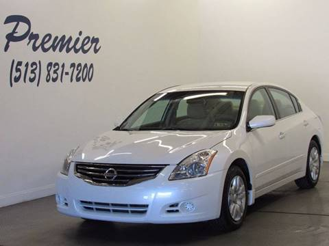 2012 Nissan Altima for sale in Milford, OH