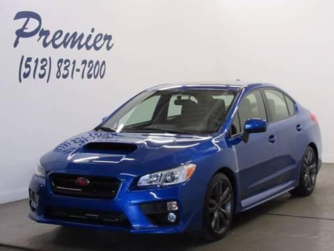 2016 Subaru WRX for sale in Milford, OH
