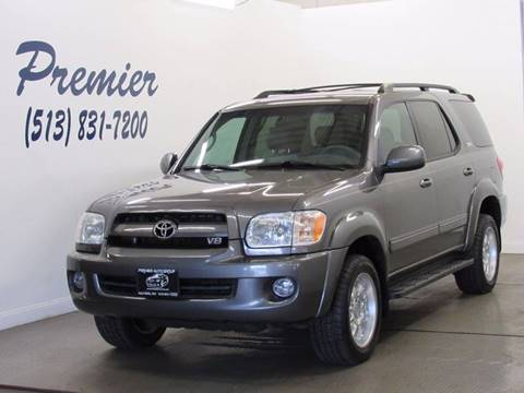 2007 Toyota Sequoia for sale in Milford, OH