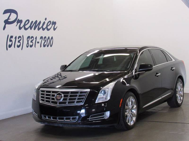 2015 Cadillac XTS Luxury In Milford OH - Premier Automotive Group