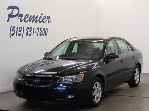 2006 Hyundai Sonata for sale at Premier Automotive Group in Milford OH