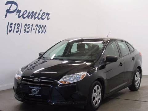 2012 Ford Focus for sale in Milford, OH