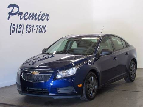2013 Chevrolet Cruze for sale in Milford, OH