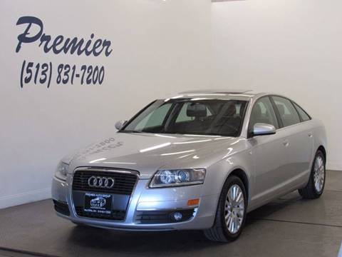 2006 Audi A6 for sale in Milford, OH