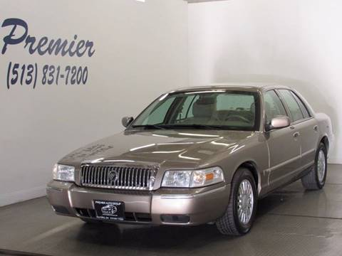 2006 Mercury Grand Marquis for sale at Premier Automotive Group in Milford OH
