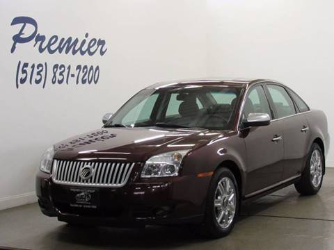 2009 Mercury Sable for sale at Premier Automotive Group in Milford OH