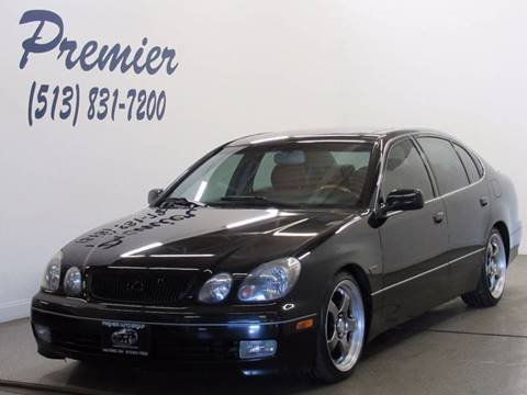 2003 Lexus GS 300 for sale at Premier Automotive Group in Milford OH