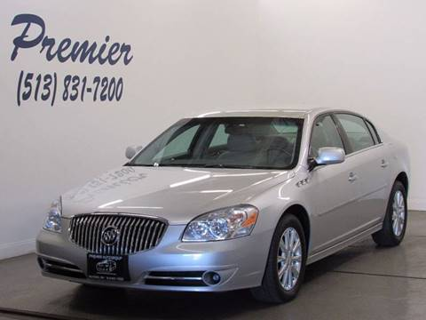 2011 Buick Lucerne for sale in Milford, OH