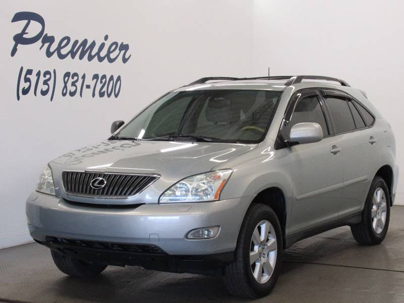 2004 Lexus RX 330 In Milford OH - Premier Automotive Group