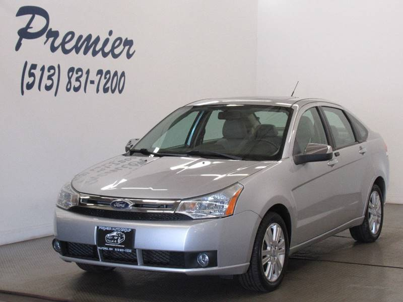 2011 Ford Focus Sel In Milford Oh Premier Automotive Group