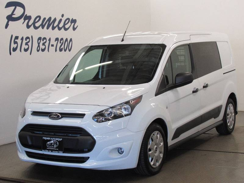 2015 ford transit connect cargo xlt in milford oh - premier
