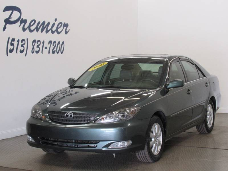 Great 2003 Toyota Camry For Sale At Premier Automotive Group In Milford OH