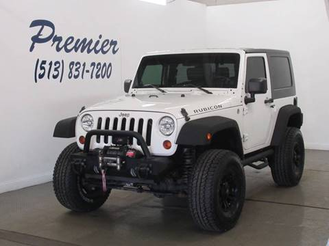 2010 Jeep Wrangler for sale in Milford, OH