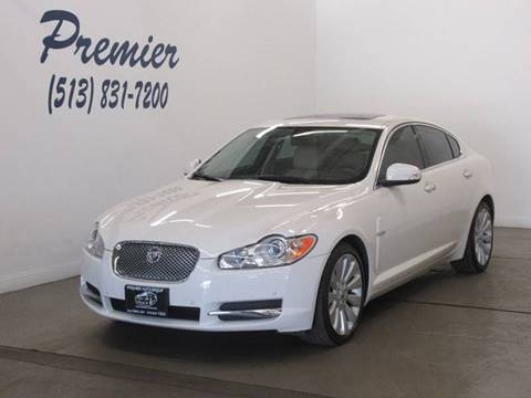 2009 Jaguar XF For Sale At Premier Automotive Group In Milford OH