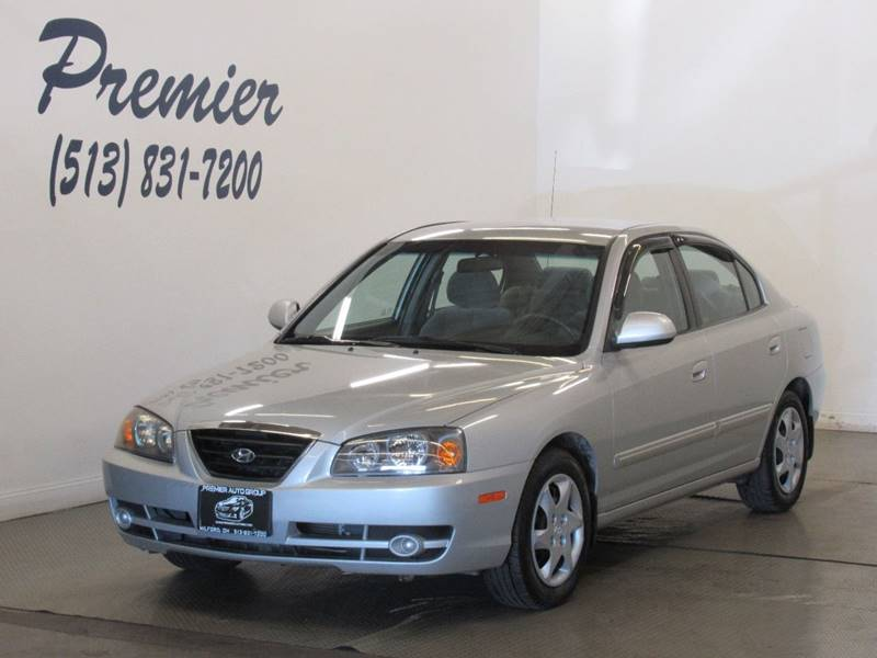 2006 Hyundai Elantra For Sale At Premier Automotive Group In Milford OH