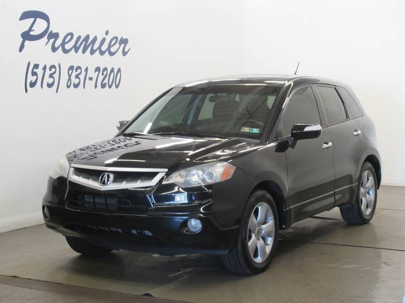 Acura RDX SHAWD In Milford OH Premier Automotive Group - 2007 acura rdx for sale