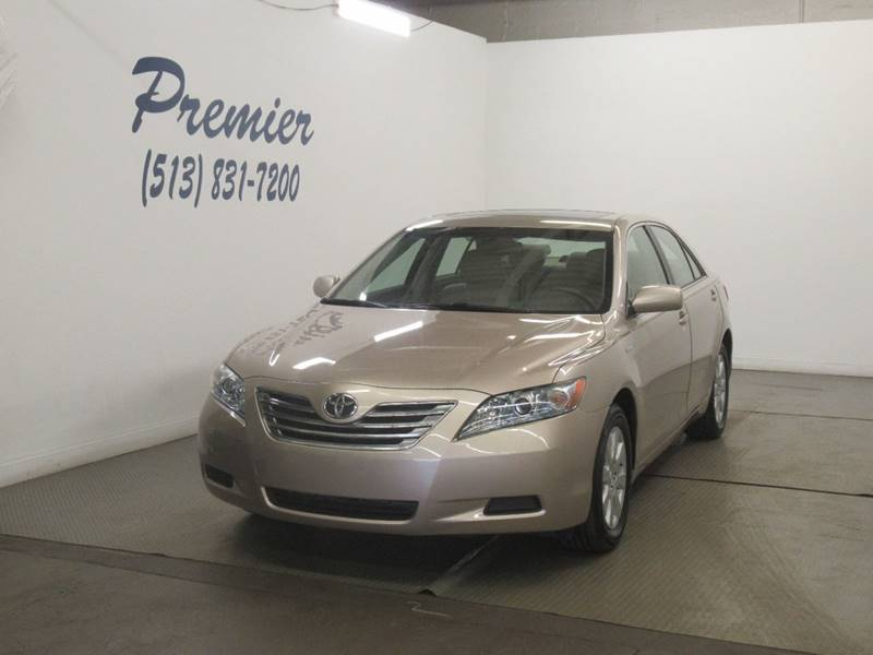 2009 Toyota Camry Hybrid For Sale At Premier Automotive Group In Milford OH