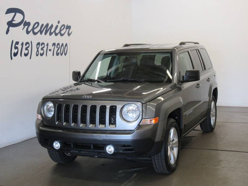 2012 Jeep Patriot For Sale At Premier Automotive Group In Milford OH