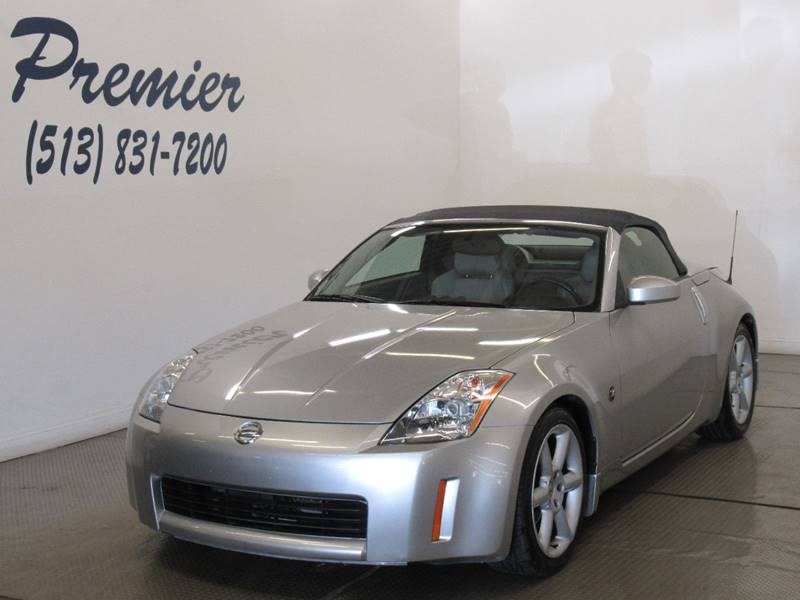 2004 Nissan 350Z For Sale At Premier Automotive Group In Milford OH