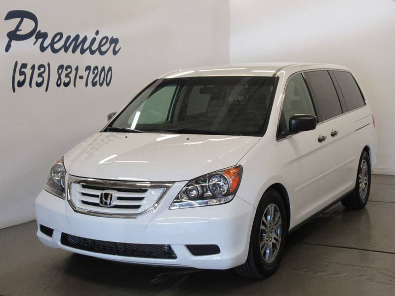 2009 Honda Odyssey Lx In Milford Oh Premier Automotive Group