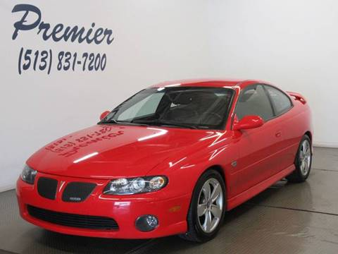 2004 Pontiac GTO for sale in Milford, OH