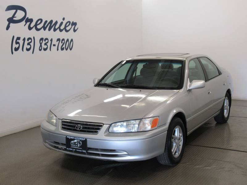 2001 Toyota Camry For Sale At Premier Automotive Group In Milford OH