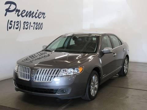 2011 Lincoln MKZ Hybrid For Sale - Carsforsale.com®
