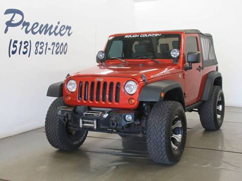 2009 Jeep Wrangler for sale in Milford, OH