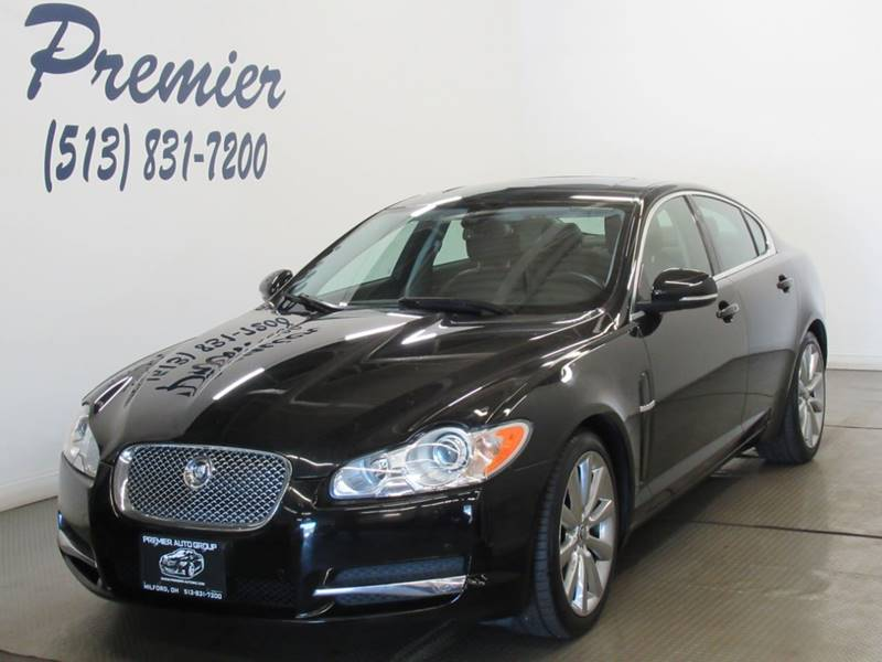 2010 Jaguar XF For Sale At Premier Automotive Group In Milford OH