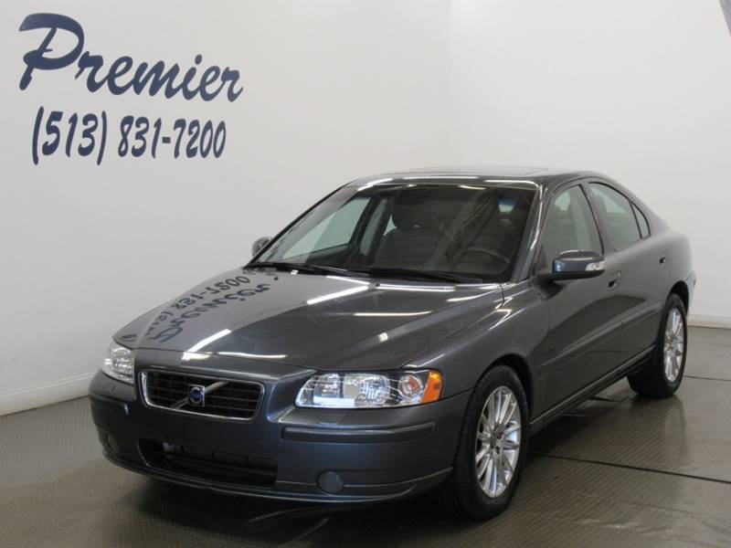2007 Volvo S60 2.5T In Milford OH - Premier Automotive Group