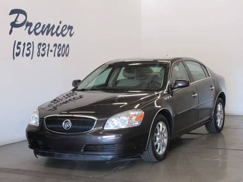 2008 Buick Lucerne for sale at Premier Automotive Group in Milford OH