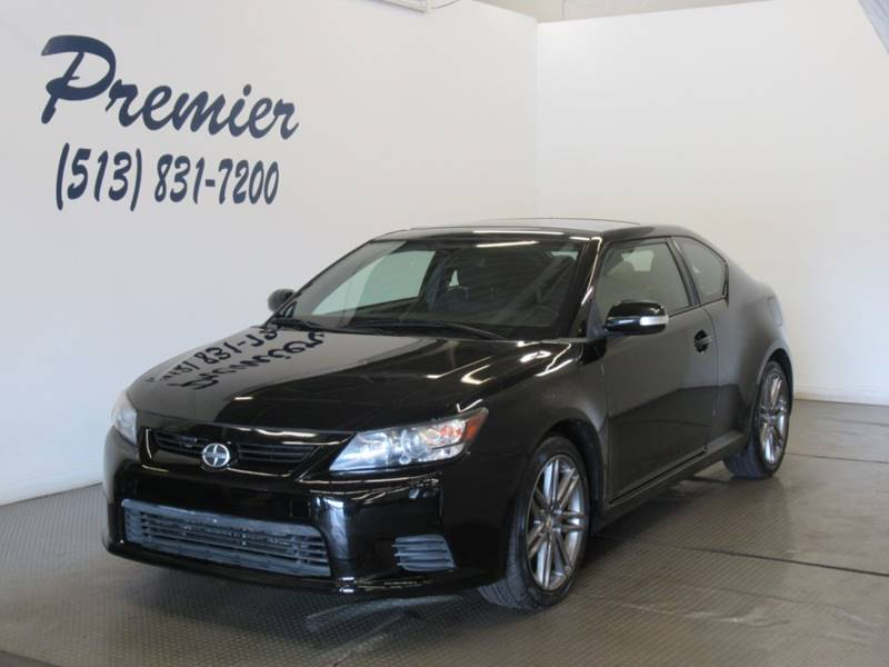 2011 Scion Tc In Milford Oh Premier Automotive Group