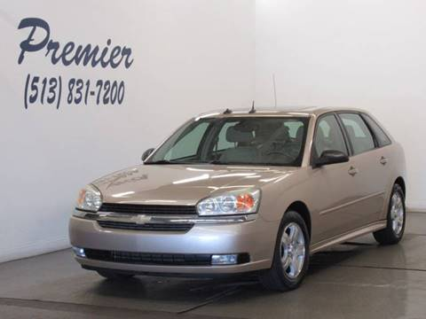 2004 Chevrolet Malibu Maxx for sale in Milford, OH