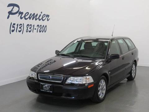 2001 Volvo V40 for sale in Milford, OH