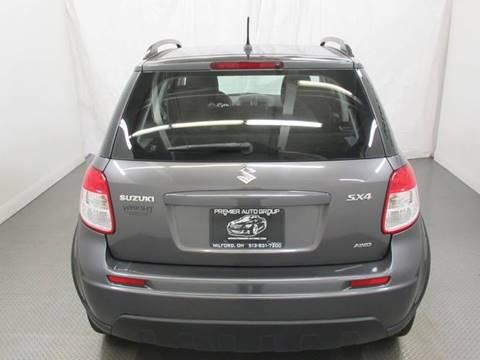 2012 Suzuki SX4 Crossover
