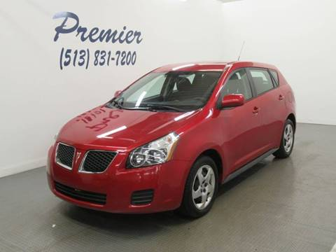 2009 Pontiac Vibe for sale in Milford, OH