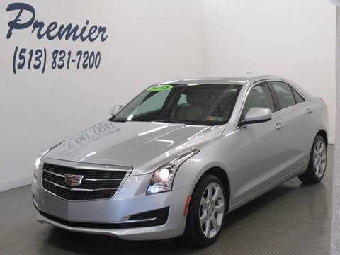 2015 Cadillac ATS for sale in Milford, OH