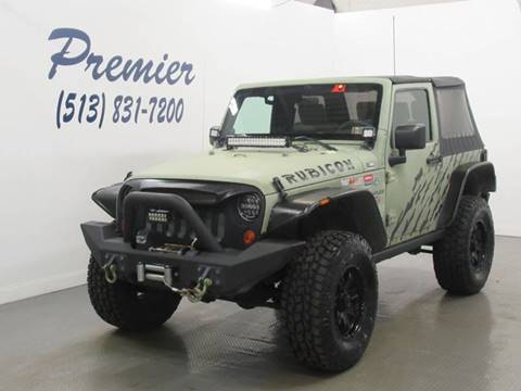 2008 Jeep Wrangler for sale in Milford, OH