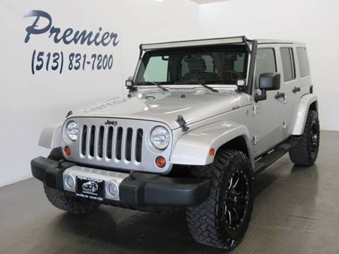 2008 Jeep Wrangler Unlimited for sale in Milford, OH