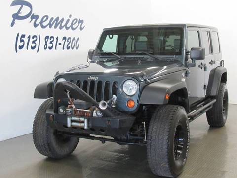 2007 Jeep Wrangler Unlimited for sale in Milford, OH
