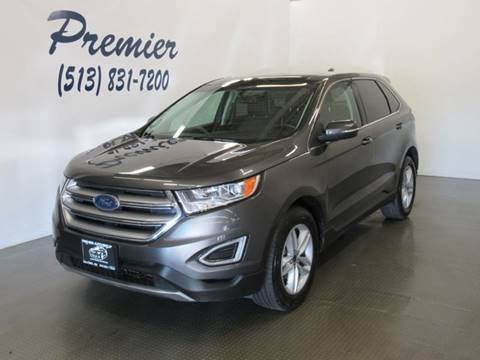 2017 Ford Edge for sale in Milford, OH