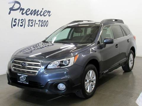 2017 Subaru Outback for sale in Milford, OH