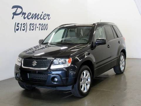 2012 Suzuki Grand Vitara for sale in Milford, OH