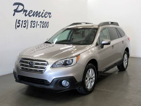 2016 Subaru Outback for sale at Premier Automotive Group in Milford OH