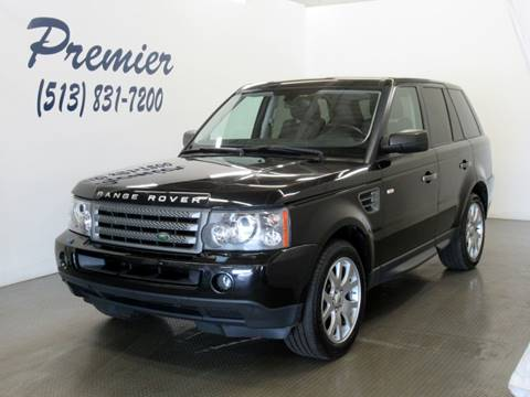Land Rover Milford >> Land Rover Range Rover Sport For Sale In Milford Oh Premier