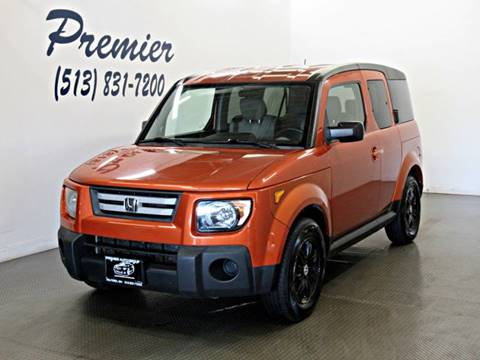 2008 Honda Element for sale in Milford, OH
