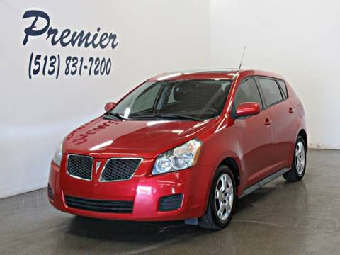 2009 Pontiac Vibe for sale at Premier Automotive Group in Milford OH