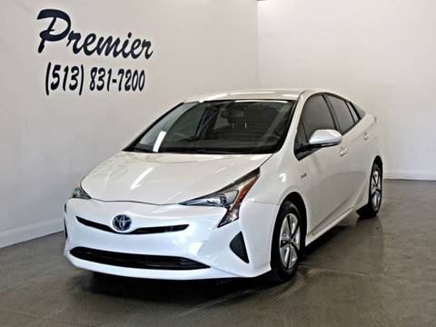2016 Toyota Prius for sale at Premier Automotive Group in Milford OH