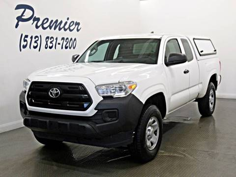 2016 Toyota Tacoma for sale in Milford, OH