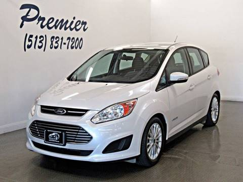 2016 Ford C-MAX Hybrid for sale at Premier Automotive Group in Milford OH